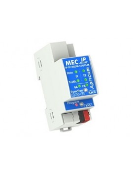Accoppiatore Router IP TP KNX  MECip