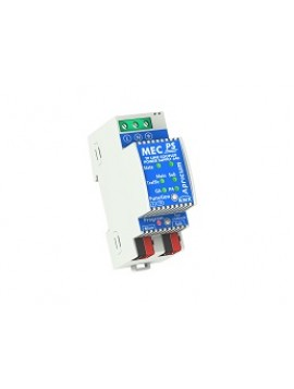 Alimentatore con accoppiatore KNX integrato MECps640
