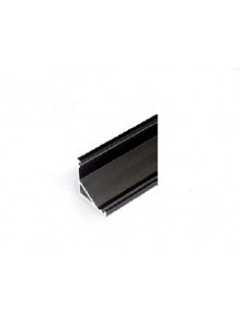 CABI12 Profilo anodizzato nero