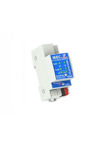 Accoppiatore Router IP TP KNX  MECip-sec