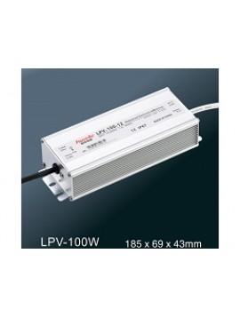Alimentatore LPV-100W-12V