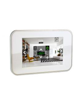 "Pannello Touch KNX bianco da 4,3"" Con Miniserver KAIROS 24 BX-K24MSW"