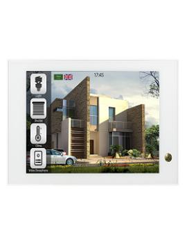 Pannello Touch KNX Bianco da 10' Con Miniserver THEO BX-T10IPW