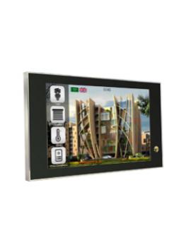 Pannello Touch KNX Nero da 10' Con Miniserver THEO BX-T10IPB
