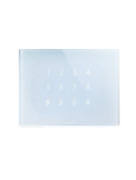 Tastiera KNX Controllo Accessi DOORY Orizzontale Bianca BX-R12OW