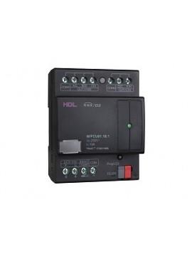 Attuatore HVAC KNX multifunzione HDL-M/FCU01.10.1
