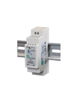 Alimentatore switching per barra DIN 12V 1,25A DIN15W12
