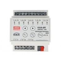 Attuatore Uscita Multifunzione KNX KAA-8R