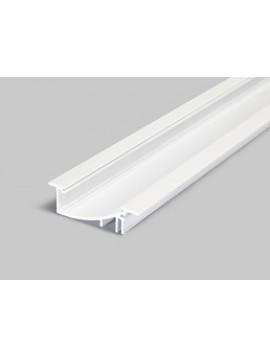 FLAT8 Profilo Bianco da 2 Metri