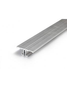 BACK10 Profilo Anodizzato 2 Metri