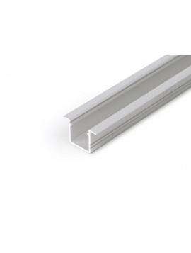 SMART-IN10 Profilo Anodizzato 2 Metri