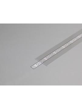 Diffusore Tipo E trasparente 2 metri