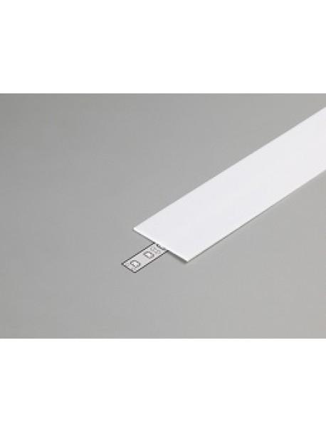 Diffusore Tipo H bianco 2 metri