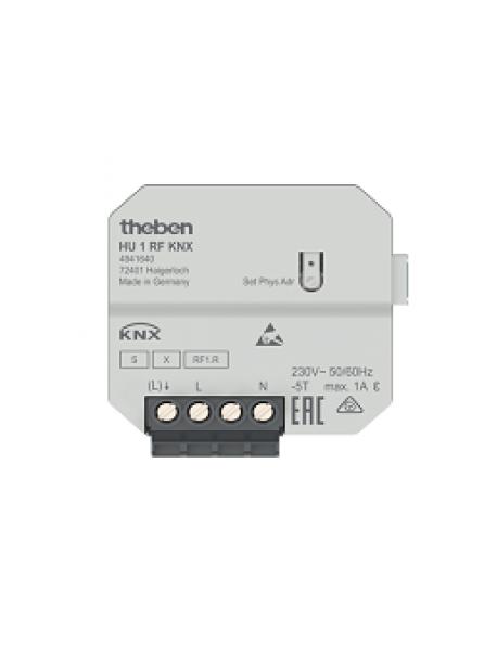 Attuatore valvola RF da Incasso HU 1 RF KNX (4941640)
