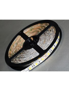 Strip Led SELS-5050W30-12A-NW-IP65-80Ra - 12W/m - 90 lm/W - Striscia Led 5m